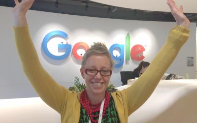 Inside Google South Korea as a Google Women Techmakers Scholar