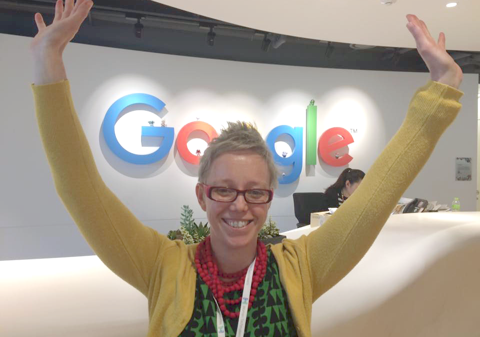 Inside Google South Korea as a Google Women Techmakers Scholar